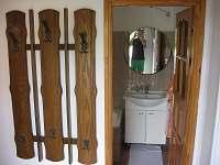 koupelna s předsíně