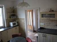 kuchyň a předsíň