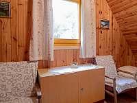 Dvoulůžkový pokoj - pronájem chaty Jedovnice