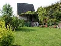 Chata Bella se zahradou - ubytování Jedovnice