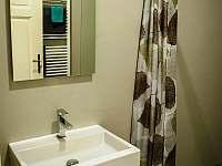 Koupelna u apartmánu Servác - Dešov