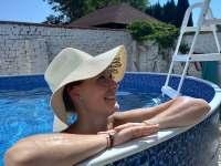Pohoda v bazénu - Dešov