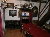 Hlavní místnost - Roštín