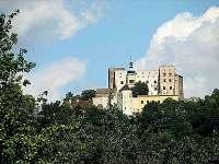 hrad Buchlov - Roštín