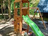Dětské hřiště - Jazovice
