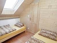 Dvoulůžkový pokoj s vlastní koupelnou - apartmán k pronajmutí Nechory