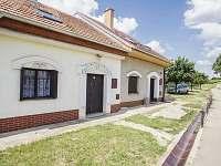 Levné ubytování  štěrkovna Moravská Nová Ves Apartmán na horách - Nechory