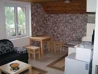 Pokoj a kuchyňský kout