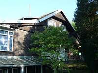 Chata k pronájmu - dovolená Koupaliště Křtiny rekreace Brno Bystrc