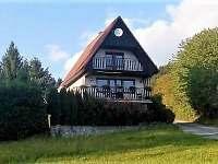 Chata k pronajmutí - dovolená Moravský kras rekreace Sloup v Moravském krasu