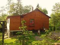 Chata k pronajmutí - okolí Vilémovic