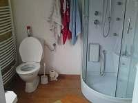 Sprchový kout.WC.