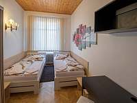 Apartmán 2 - ložnice - Mikulov