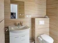 Apartmán 3, 4 a 5 - koupelna a WC