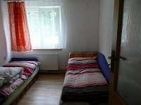 Apartmán přízemí - pokoj