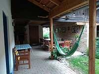 ubytování v Moravském krasu Chalupa k pronajmutí - Šošůvka