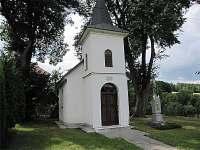 Kaplička na Kochavci - ubytování Rokytnice - Kochavec