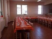 Společenský sál - ubytování Rokytnice - Kochavec