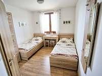 Dvoulůžkový pokoj 3 - ubytování Valtice