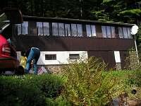 Celkový pohled - chata k pronájmu Oslnovice