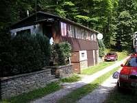 Chata ubytování v Oslnovicích