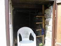 na rybařinu - chata k pronajmutí Oslnovice