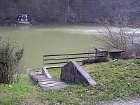 voda - pronájem chaty Oslnovice