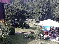 Rusava - chata k pronajmutí - 11