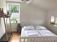 dvoulůžkový pokoj - vila ubytování Klentnice