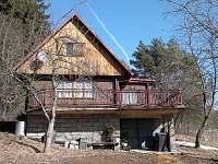 ubytování Staré Hutě na chatě k pronajmutí