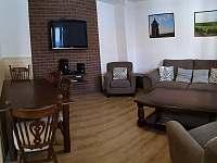 Obývací pokoj - Čejkovice