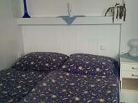 ložnice 1 - chalupa ubytování Koryčany - Lískovec