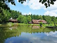 Levné ubytování Koupaliště Baldovec Chata k pronájmu - Olšany