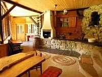 Chata 1 - ubytování Olšany