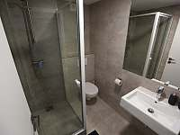 3.apartmán koupelna - chalupa k pronájmu Vrbice