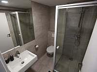 koupelna k 4. apartmánu - chalupa ubytování Vrbice
