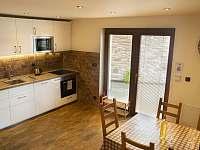 Kuchyně - ubytování Mutěnice