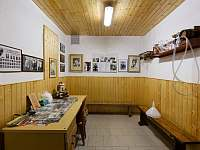 Lisovna - chata k pronájmu Milovice