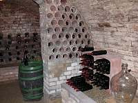 Vinný sklep - pronájem chaty - 18 Nechory