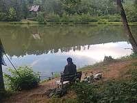 Vodní nádrž Kejda-možnost rybaření