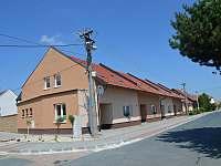 Apartmán na horách - okolí Bořetic