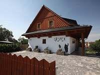 ubytování na Prostějovsku Chalupa k pronájmu - Držovice