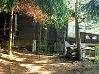 Levné ubytování  Pístovický rybník Chata k pronajmutí - Blansko