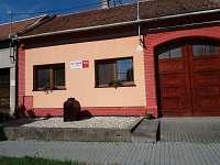 Rekreační dům na horách - dovolená  štěrkovna Moravská Nová Ves rekreace Moravská Nová Ves