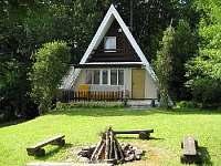 Chata k pronájmu - dovolená Drahanská vrchovina rekreace Hrádkov