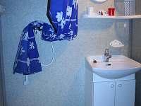 Koupelna - chata ubytování Slavkov pod Hostýnem