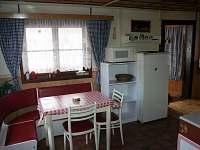 Kuchyň - chata k pronajmutí Slavkov pod Hostýnem