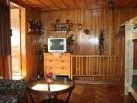 Průchozí ložnice - pronájem chaty Slavkov pod Hostýnem