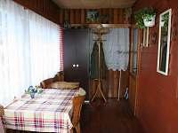 Veranda - chata k pronájmu Slavkov pod Hostýnem