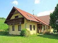 Chalupa ubytování v obci Honětice
